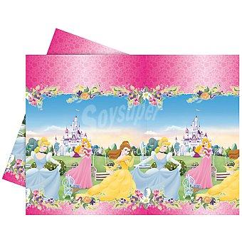 LIRAGRAM Mantel plástico decorado Princesas 120 x 180 cm