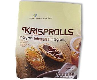 Krisprolls Panecillos suecos integrales Paquete 225 g