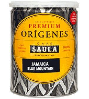 Saula Café premium origenes jamaica blue mountain saula 250 grs 250 g