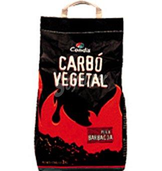 Condis Carbon barbacoa 3 KGS
