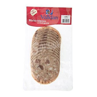 Valldan Bisbe blanca lonchas 150 g