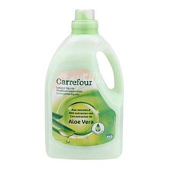 Carrefour Detergente liquido aloe vera 40 lavados