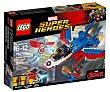 Juego de construcciones con 160 piezas Jet del Capitán América, Marvel Sùper Héroes 76076 lego Súper Héroes 76076  LEGO