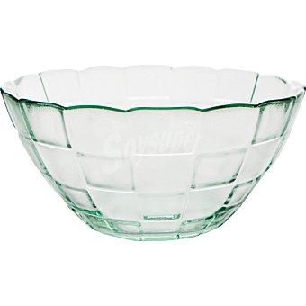 QUID Agios Bol de vidrio transparente de 16,5 cm
