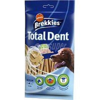 Brekkies Affinity Snacks totaldent medium trial para perros 52gr