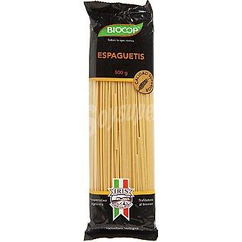 BIOCOP espaguetis ecológicos envase 500 g