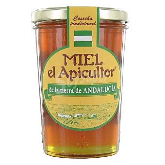 El Apicultor Miel de la tierra de Andalucía 500 G 500 g