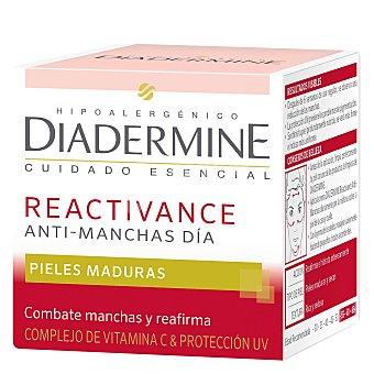 Diadermine Cuidado antiedad dia anti-manchas para pieles maduras 50 ml