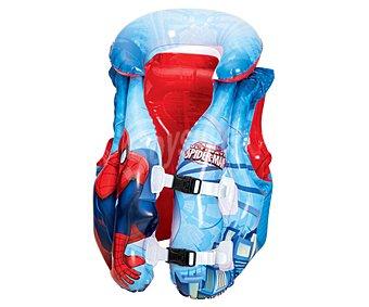 Spiderman Marvel Chaleco inflable infantil, 51x46cm., 3-6 años, diseño SPIDERMAN.