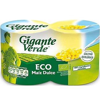 Maiz gig.verde eco bipack 140 G
