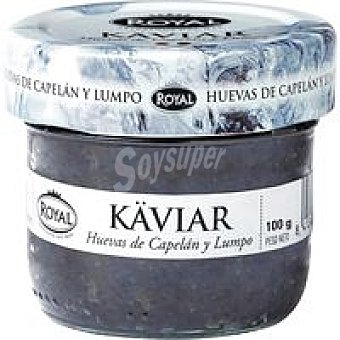 Royal Huevas negras de Islandia Frasco 100 g