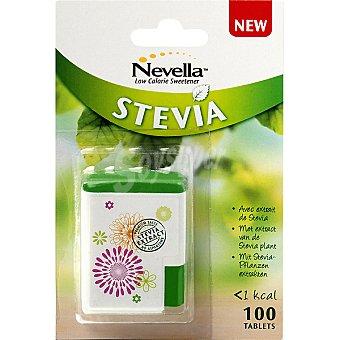 NEVELLA STEVIA Edulcorante Dosificador 100 comprimidos