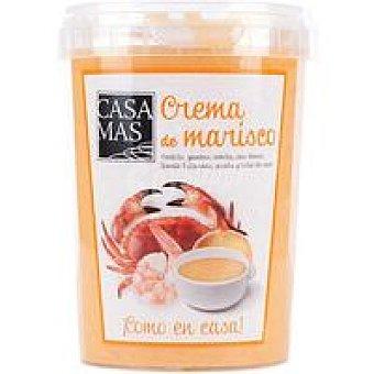 Casa Mas Crema de marisco Bandeja 500 g