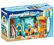 Escenario de juego Tienda de surf en cofre, City life 5641 playmobil  Playmobil