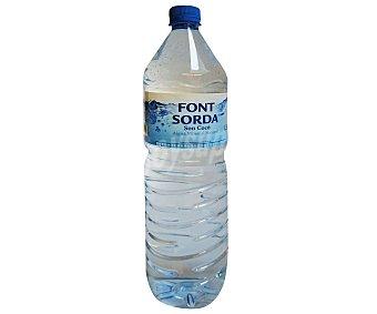 Font Sorda Agua mineral natural 1,5 l