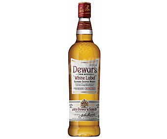 Dewar's Blended Whisky white label  1 l