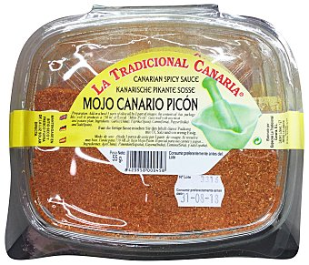 TRADICIONAL Mojo picon Tarrina 55 gramos