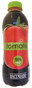 Hacendado Zumo tomate natural refrigerado Botella 600 cc