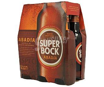Superbock Cerveza Pack 6x33 cl