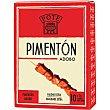 Pimentón para adobo calidad extra Paquete 20 g (10 sobres) Pote