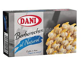 Dani Berberechos pequeños al natural 63 g