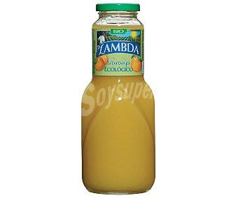 Lambda Bio zumo de naranja ecologico botella 1 l