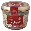 Paté de jabalí 180 g Carrefour