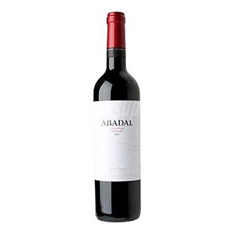 Abadal Vino tinto cabernet Franc D.O. Pla Bages Botella 75 cl