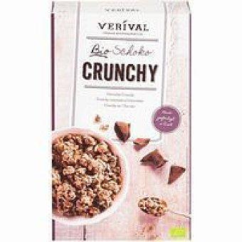 Verival Crunchy de chocolate Caja 375 g