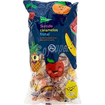 El Corte Inglés Caramelos duros surtidos frutales sin gluten bolsa 1 kg bolsa 1 kg