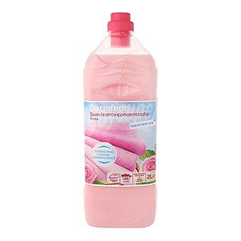 Carrefour Suavizante concentrado rosa 80 lavados