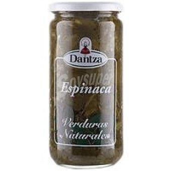 Dantza Espinacas Frasco 660 g