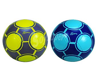 CUP´S Balón de fútbol fabricado en Pvc, modelo Layers 1 unidad