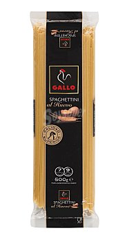 GALLO Espaguettini al huevo paquete 500 g