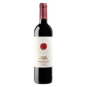 René Barbier Vino tinto 100% cabernet sauvignon crianza DO Cataluña Botella 75 cl