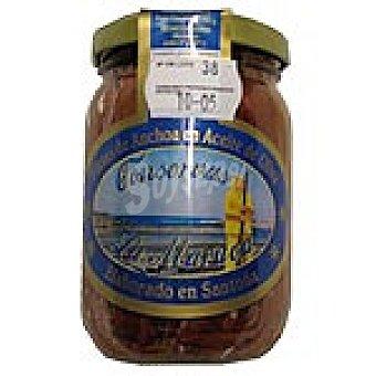 MARUCA Filetes de anchoa en aceite de oliva Tarro 212 g neto escurrido