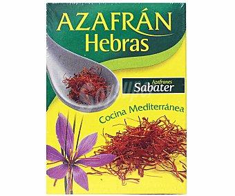 Sabater Azafrán en Hebra 0,360 Gramos