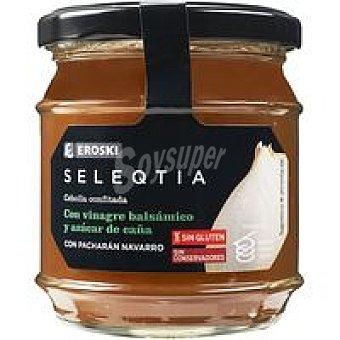 Eroski Seleqtia Cebolla confitada Eroski Frasco 230 g