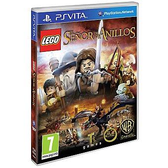 PS VITA Videojuego Lego: El Señor de los Anillos  1 Unidad