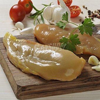Pechuga entera pollo de corral Bandeja de 650 g