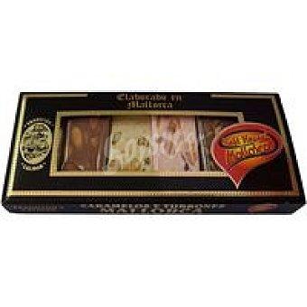 Capo Nougat de frutos secos caja 175 g