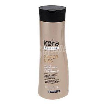 Les Cosmétiques Champú cabello rebelde - Kera Science 400 ml