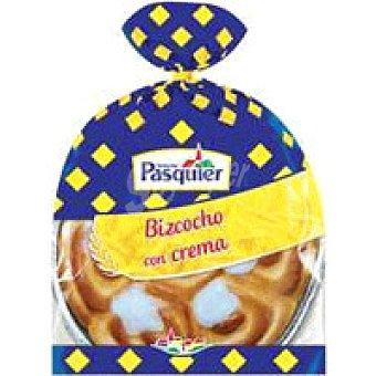 Pasquier Bizcocho relleno de crema Paquete 380 g