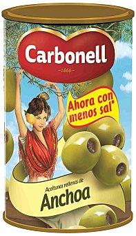 Carbonell Aceitunas Rellenas de Anchoa Carbonell 150 gr