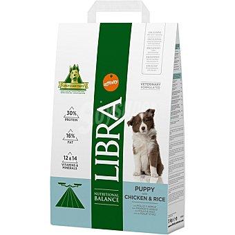 Libra Affinity Alimento nutritivo para perros pequeños Puppy Bolsa 3 kg