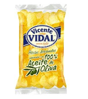 Vicente Vidal Patatas fritas en aceite de oliva 160 g