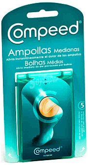 COMPEED Ampollas medianas Pack 5 unid