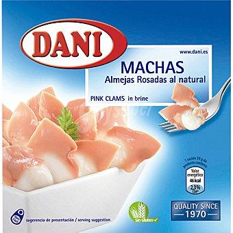 Dani Almejas rosadas machas al natural Lata 63 g