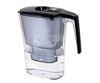 Auchan Jarra purificadora de agua con filtro modelo Biflow, capacidad de auchan 1,5 litros