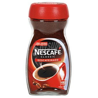 Nescafé Nescafé Classic Café Soluble Descafeinado 200 g